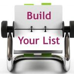 List Building Tips