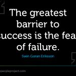 Fear of Success and Failure in Life and Business